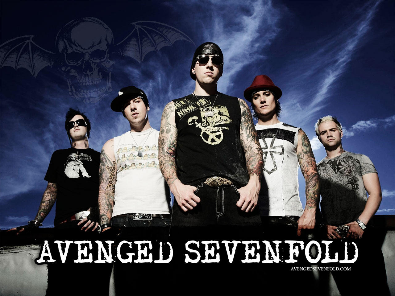 Avenged Sevenfolf