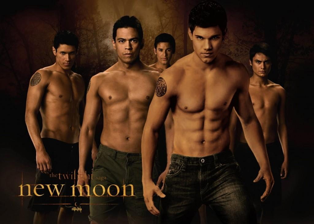 Twilight: New Moon Wolf Pack
