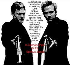 The Boondock Saints Prayer